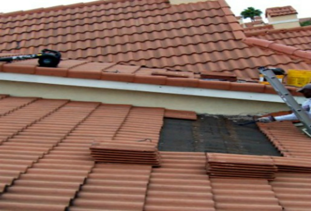 New Tile Roof Miami FL - Hialeah Roof Repair.com